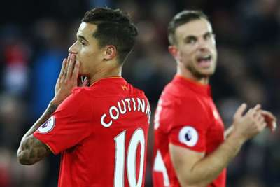 Barcelona will be telling Philippe Coutinho