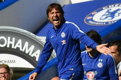 Chelsea boss Conte laughs off Costa criticism