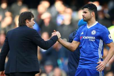 Atlético Madrid and Chelsea agree fee for Diego Costa