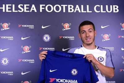 Chelsea sign Eden Hazard's younger brother Kylian from Hungarian side Ujpest