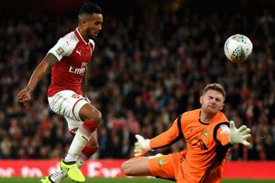 Carabao Cup: Welbeck Out For A Month, Ozil To Miss Doncaster Clash