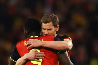 Vertonghen toasts Belgium's World Cup qualification