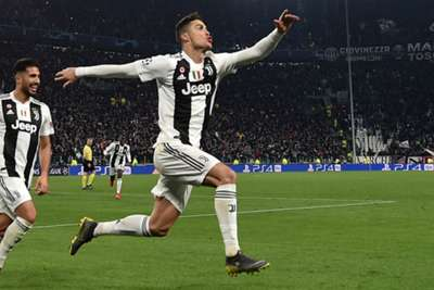 42df37e35c4 Cristiano Ronaldo faces an improper conduct charge from UEFA before Juventus  resume their bid for Champions League glory against Ajax next month.