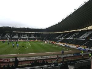 iPro Stadium, Derby