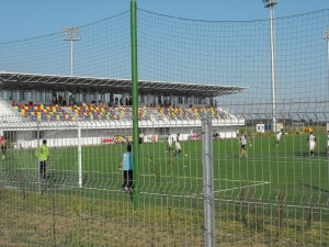 Centrul de Fotbal Buftea Teren 1 (Teren Sintetic), Buftea