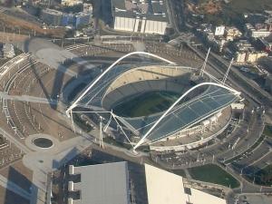 Olympiako Stadio Spyros Louis, Athína (Athens)