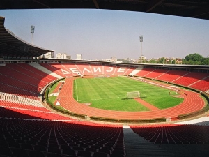 Stadion Rajko Mitić, Beograd
