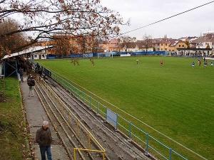 Stadion Svépomoc, Tábor