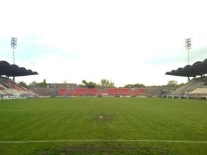 Eszperantó úti Stadion, Dunaújváros