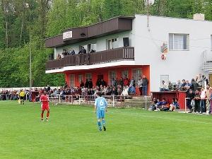 Stadion Sokol Brozany, Brozany nad Ohří