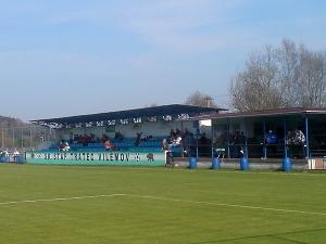 Stadion SK Vilémov, Vilémov u Šluknova