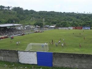 Estadio Argelio Sabillón, Santa Bárbara