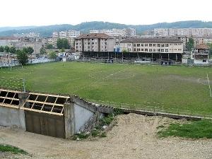 Stadionul Gloria, Reşiţa