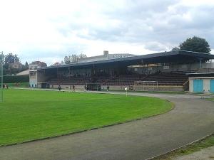 Stadion TJ Spartak Pelhřimov