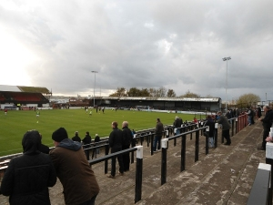 Somerset Park, Ayr