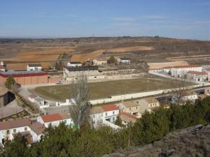 Estadio Municipal de El Burgo de Osma