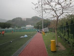 Kowloon Tsai Park - Field 1, Kowloon