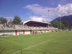 Stadio Comunale, Ascona