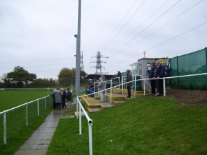 The Boundary Stadium, Watford, Hertfordshire