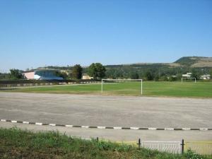 Gradski stadion, Cherven bryag