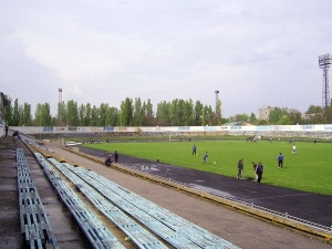 Stadion Elektrometalurh-NFZ