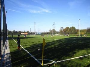 Kunstrasen Nebenplatz Stadion Niederrhein, Oberhausen
