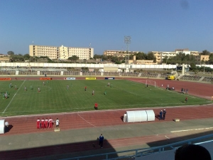Stade Commandant Ferradj, Mostaganem