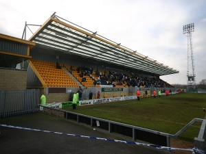 The Cambs Glass Stadium