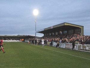 Priory Lane Stadium, Eastbourne, East Sussex