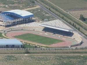 Eskişehir Teknik Üniversitesi Stadyumu