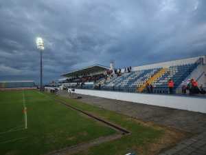 Stadion ŠRC Kamen-Ingrad, Velika