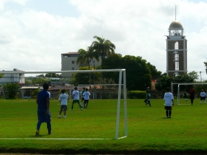 Estadio Los Olivos de Puerto Ordaz