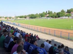 Gradski stadion, Pančevo