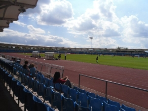 The Regional Athletics Arena, Manchester