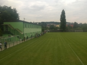 Stadion TJ Lokomotiva Vršovice
