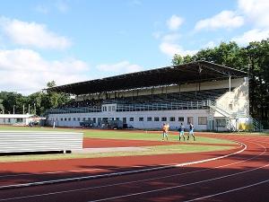 Stadion u Červených domků, Hodonín