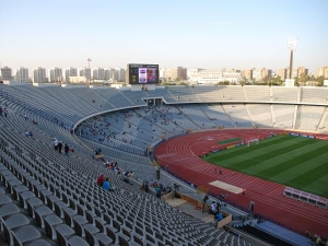 Cairo International Stadium, al-Qāhirah (Cairo)