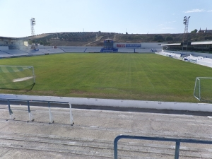 Estadio Municipal de Linarejos