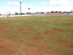 Estádio Municipal Salvador Amado, Cristalina, Goiás