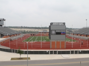Heroes Stadium, San Antonio, Texas