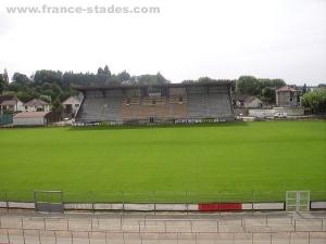 Parc des Sports du Bram, Louhans