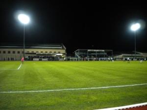 Stade de Pacy-Ménilles, Ménilles