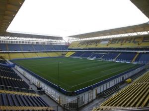 Ülker Stadyumu Fenerbahçe Şükrü Saracoğlu Spor Kompleksi, İstanbul