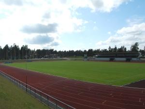 Harjun urheilukenttä, Lohja
