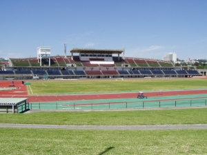 Okinawa City Athletics Stadium