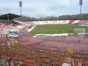 Stadion Bâlgarska Armija, Sofia