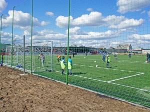 FK Tauras dirbtinės dangos stadionas, Tauragė