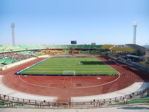 Mubarak International Stadium, Suez