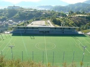 Maruyama Park Football Stadium