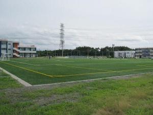 JAPAN Sakkakarejji Stadium, Shibata